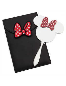 Minnie Mouse Glass Mirror   Oh My Disney by Disney