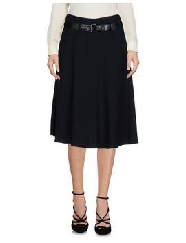 Miu Miu Knee Length Skirt   Skirts by Miu Miu
