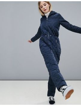 Noisy May Quilted Boilersuit by Noisy May