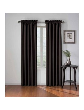 Eclipse Corinne Room Darkening Window Curtain Panel by Eclipse Curtains