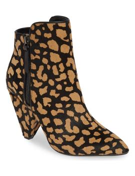 Galway Genuine Calf Hair Bootie by Kenneth Cole New York