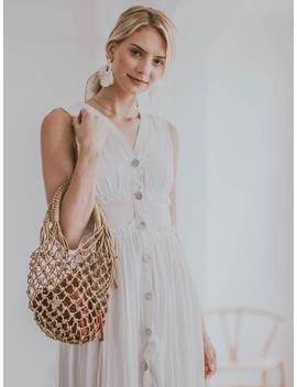 'lainey' Net Bag by Goodnight Macaroon