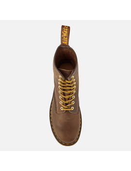 Dr. Martens Men's 1460 Crazy Horse Leather 8 Eye Boots   Aztec by The Hut