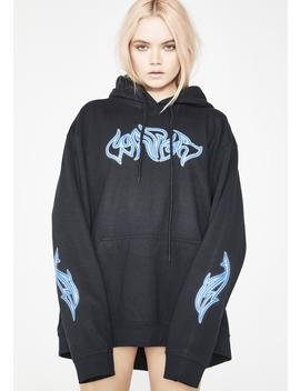 Dolphin Hoodie by Mary Jane Nite