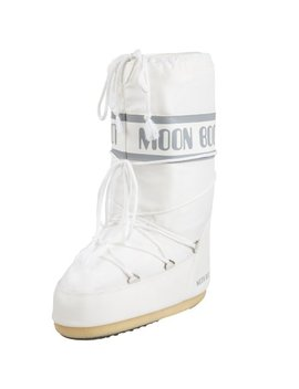 Moon Boot Nylon Unisex Adult Snow Boots by Moon Boot