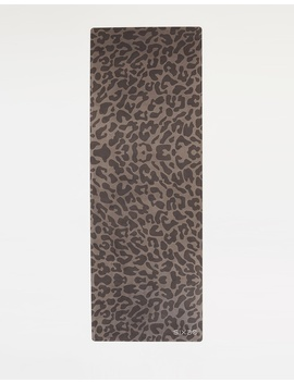 Cheetah Yoga Mat by Six30
