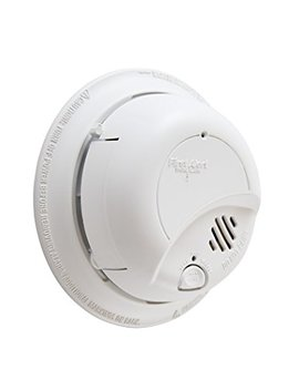 First Alert Brk 9120 B Hardwired Smoke Alarm With Battery Backup by First Alert
