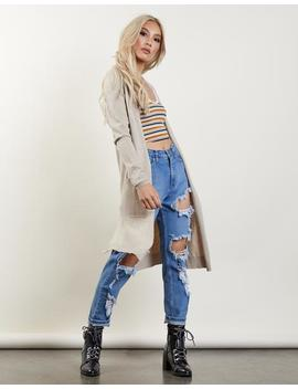 All Weekend Long Cardigan by 2020 Ave