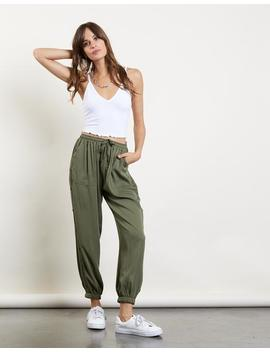 Right Direction Jogger Pants by 2020 Ave