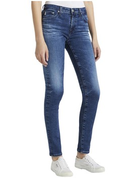 Prima Mid Rise Slim Ankle by Ag Adriano Goldschmied