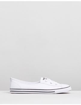 Chuck Taylor All Star Ballet Lace Leather   Women's by Converse