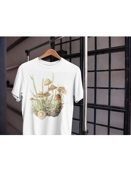 botanical-clothing-mushroom-shirt,-mushroom-clothing-trippy-shirt,-psytrance-clothing,-mushroom-tshirt,-botanical-shirt,-botanical-tshirt by etsy