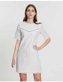 Broderie Dress by Dorothy Perkins
