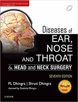 Diseases Of Ear, Nose And Throat, 7e by Amazon