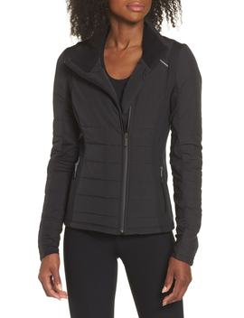 Coco Hybrid Reflective Jacket by Zella