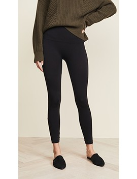 Look At Me Now Side Zip Leggings by Spanx
