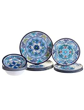 Certified International Talavera Melamine 12 by Certified International