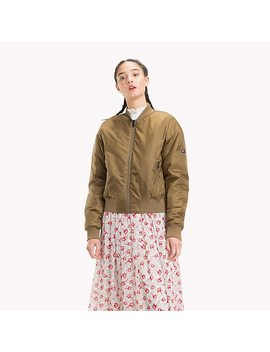 Sustainable Bomber Jacket by Tommy Hilfiger