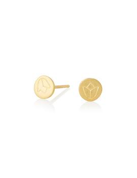Lotus Earrings by Satya
