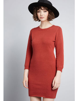 Living On A Layer Sweater Dress by Jack By Bb Dakota