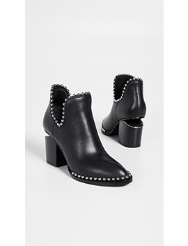 Gabi Cutout Booties by Alexander Wang