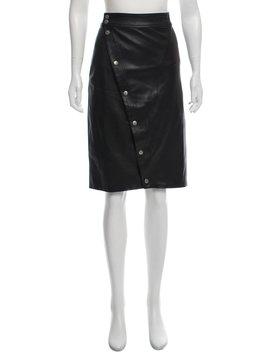 Baha Leather Skirt W/ Tags by Rag & Bone