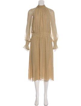 Collette Silk Dress by Tory Burch