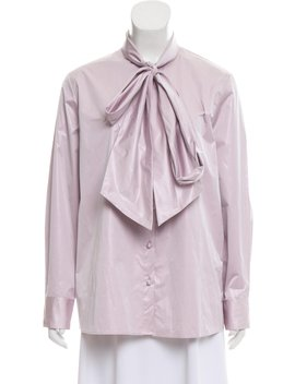 Long Sleeve Button Up Top W/ Tags by Tory Burch