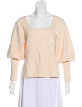 Lynette Merino Wool Sweater by Khaite