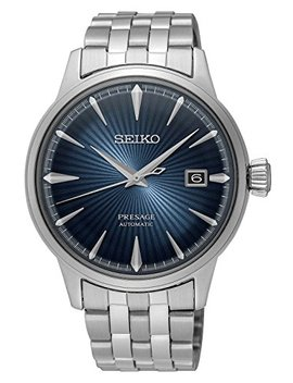 Seiko Men's Presage 23 Jewel Automatic Blue Dial Watch With Date by Seiko