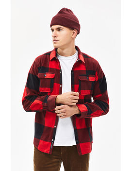Neff Peak Riding Flannel Shirt by Pacsun
