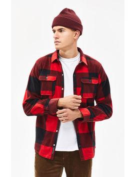 Neff Peak Riding Flannel Shirt by Pacsun