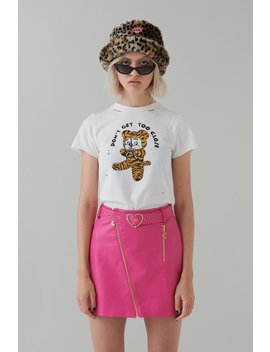 G.E.M Don't Get Too Close T Shirt by Lazy Oaf