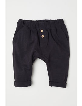 Pantalón De Algodón by H&M