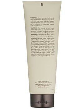 Crepe Erase – Exfoliating Body Polish – Anti Aging Body Scrub – Aha Skin Smoothing Exfoliator And Tru Firm Complex – 8 Fluid Ounces – Cs.0052 by Crepe Erase