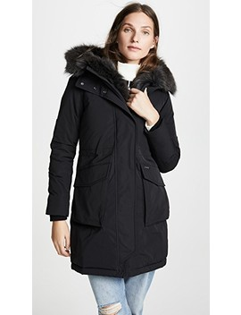 W's Military Parka by Woolrich