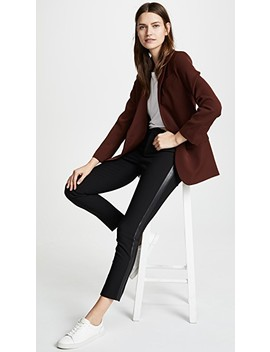 Side Strap Trousers by Vince