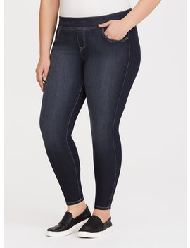 Lean Jean   Dark Wash by Torrid