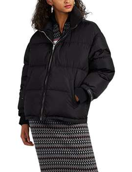 Down Quilted Puffer Jacket by Prada