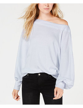 Willow Off The Shoulder Thermal Top by Free People
