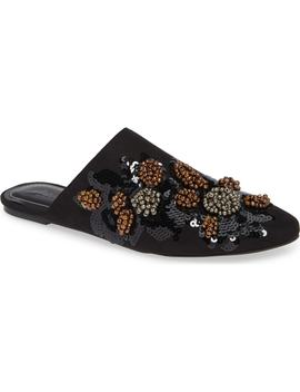 Fickle Embellished Mule by Charles By Charles David