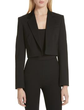 Cube Crop Jacket by Theory