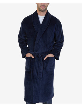 Men's Plush Robe by Nautica