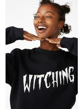 Witching Sweater by Monki