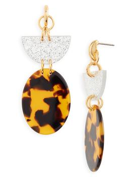 Half Drop Earrings by J.Crew