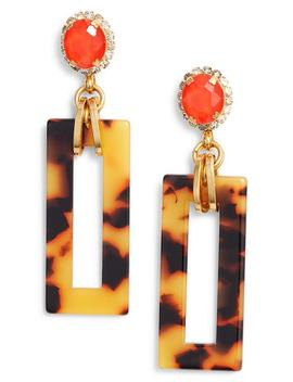 Effie Drop Earrings by Elizabeth Cole