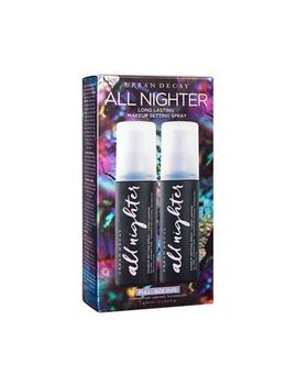Urban Decay   'all Nighter' Long Lasting Makeup Setting Spray Duo by Urban Decay