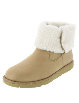Women's Yukio Fold Down Boot by Learn About The Brand Airwalk