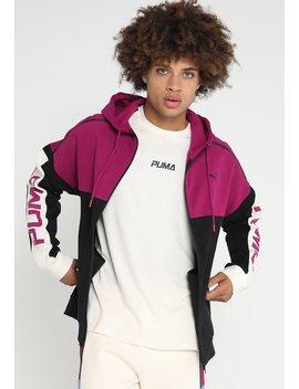 Puma X Zalando Hodded Fullzip Jacket   Sweatjakke /Træningstrøjer by Puma
