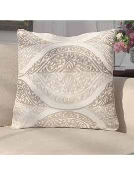 Darby Home Co Parish Cotton Throw Pillow by Darby Home Co
